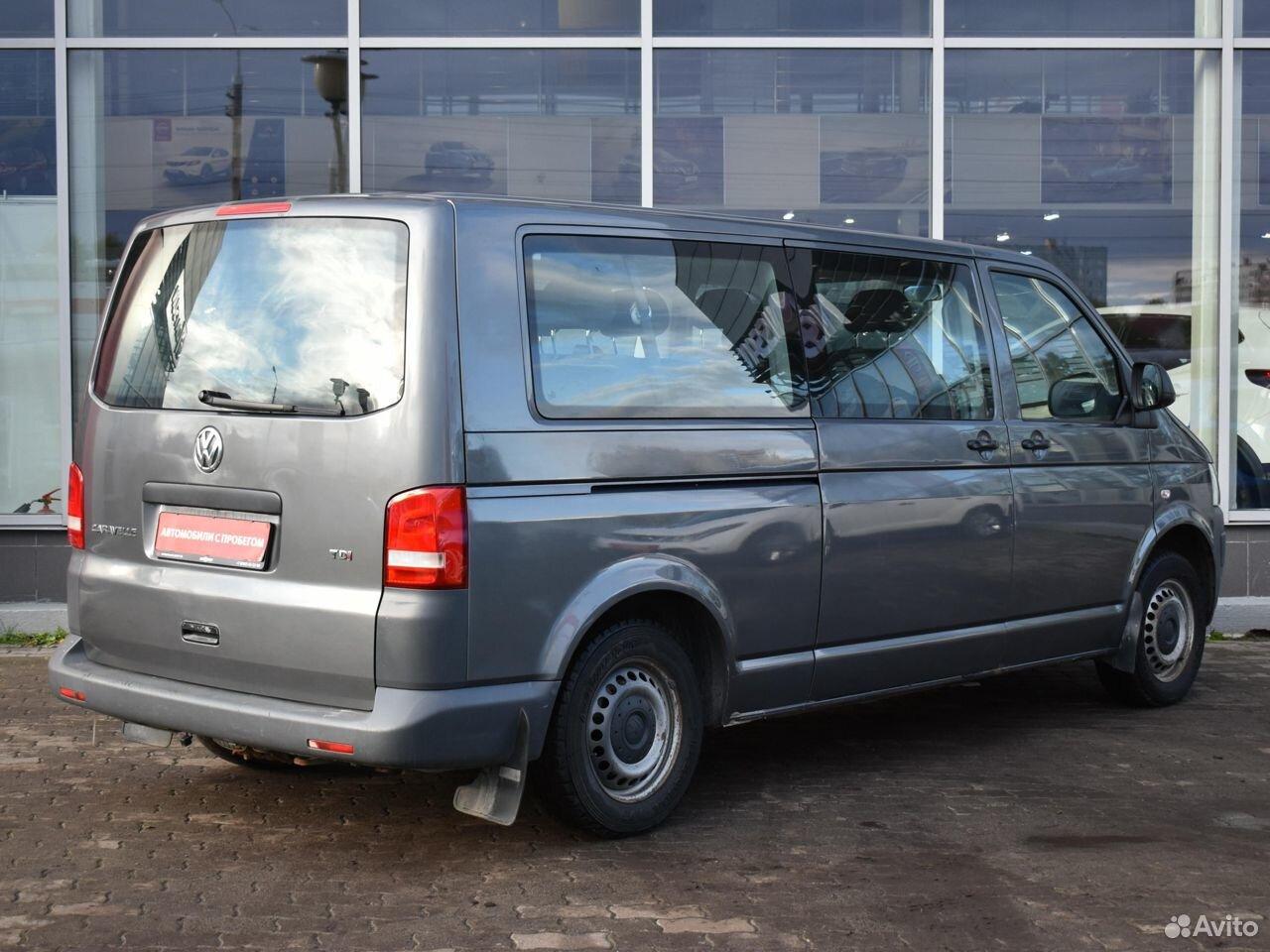 Volkswagen Caravelle, 2012  88182448027 купить 5