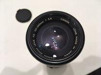 Телеобъектив Canon 100-200mm 1:5.6
