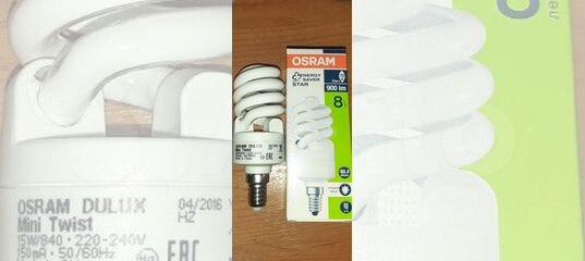 Лампа энергосберегающая купить в Владимирской области с доставкой   Товары для дома и дачи   Авито