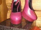 Туфли женские р-р 38,5 Италия