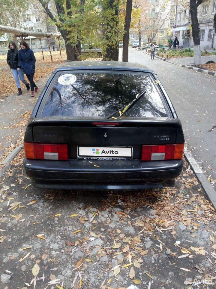 ВАЗ 2114 Samara, 2005  89626208639 купить 3