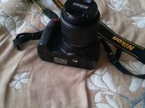 Камера зеркальная Nikon 3300