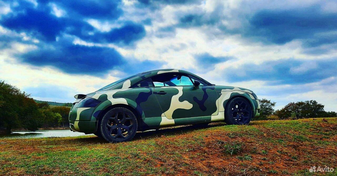 Audi TT, 1999  89635891457 купить 2