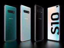 Телефон SAMSUNG S10+ 8/128 Гб