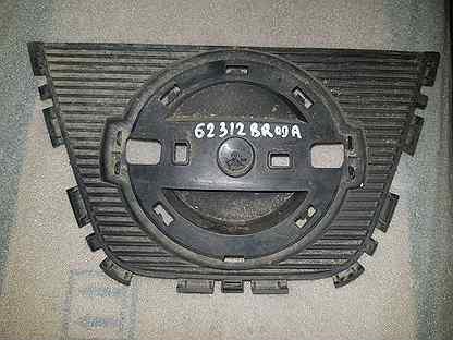 Накладка решетки радиатора кашкай j10 62312br00a