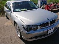 BMW e66 E65 в разборе наличии в Казани