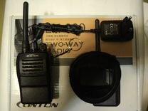 Linton LH-300 UHF 400-470 Мгц Kenwood TK-3207 -2