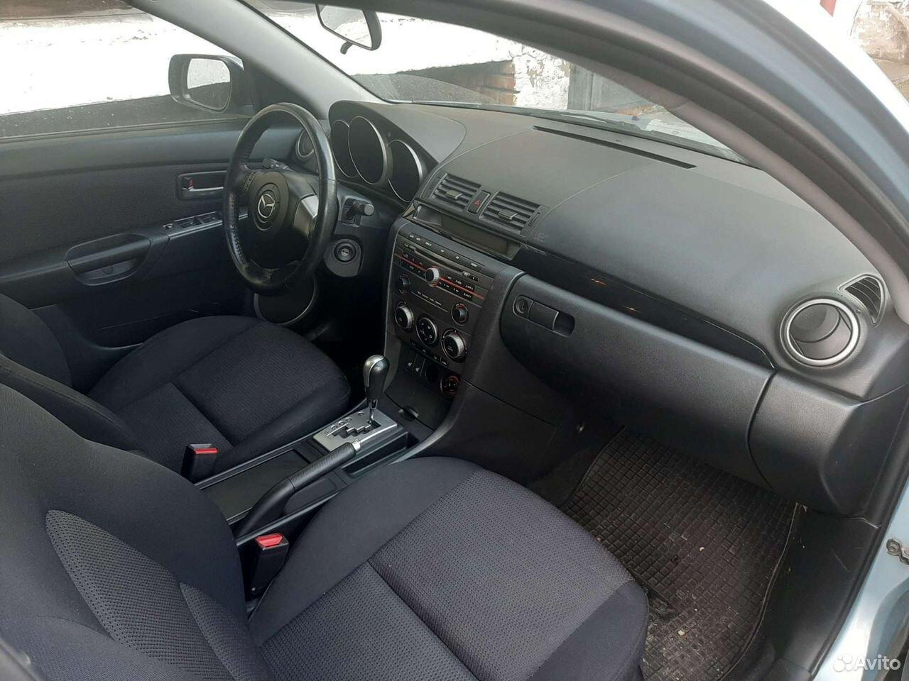 Mazda 3, 2007  89618940620 купить 3