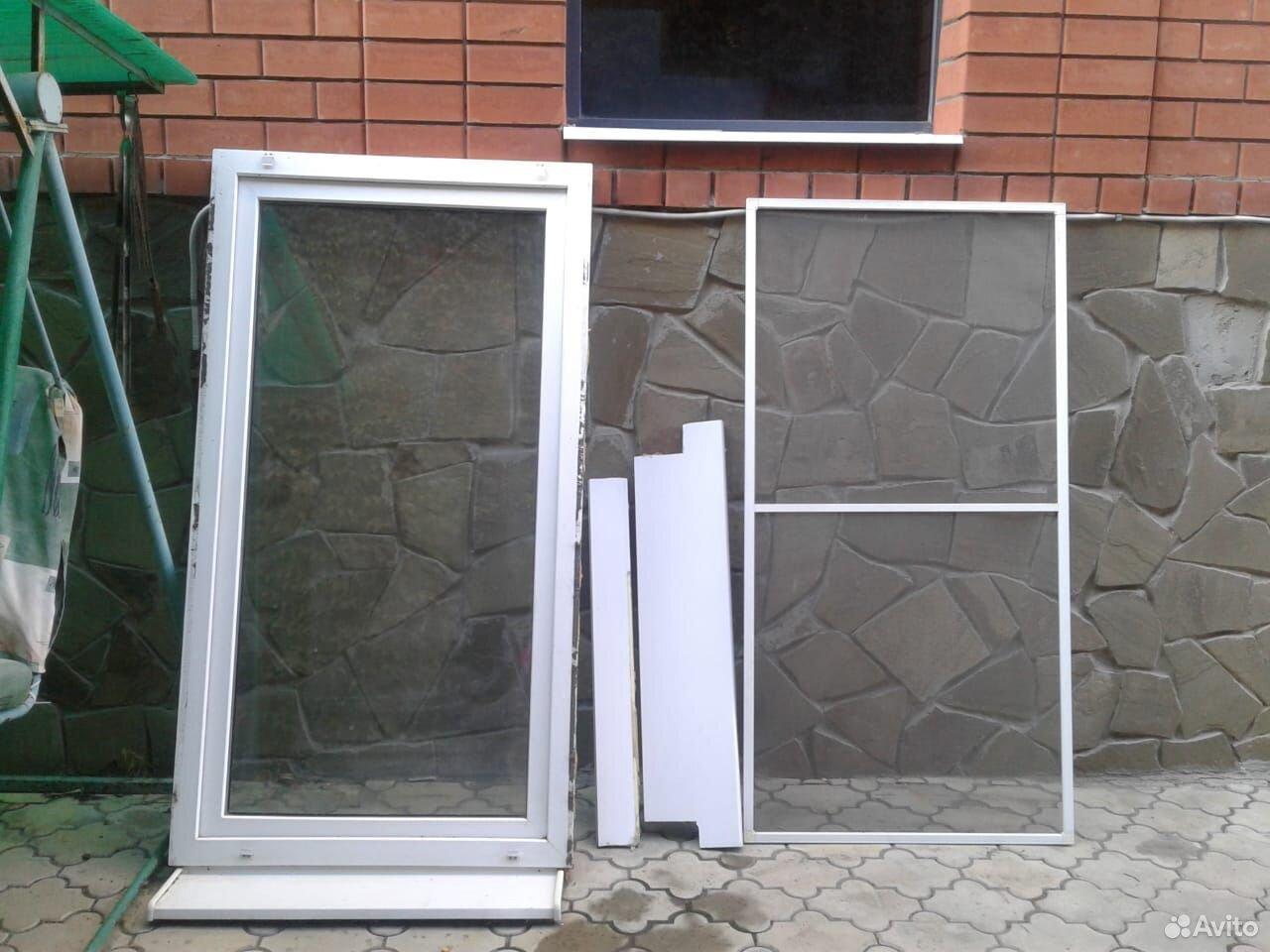 Пластиковое окно б/у  89614337794 купить 1