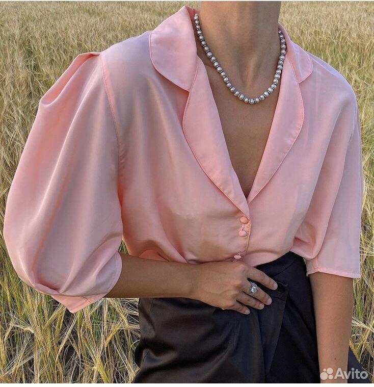 Французская блуза винтаж  89224783788 купить 3