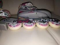 Роликовые коньки с 26 по 31 размер
