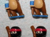 Киндер-сюрприз игрушки разных серий