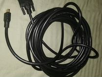 High speed hdmi 1.4 cable with ethernet 10метров