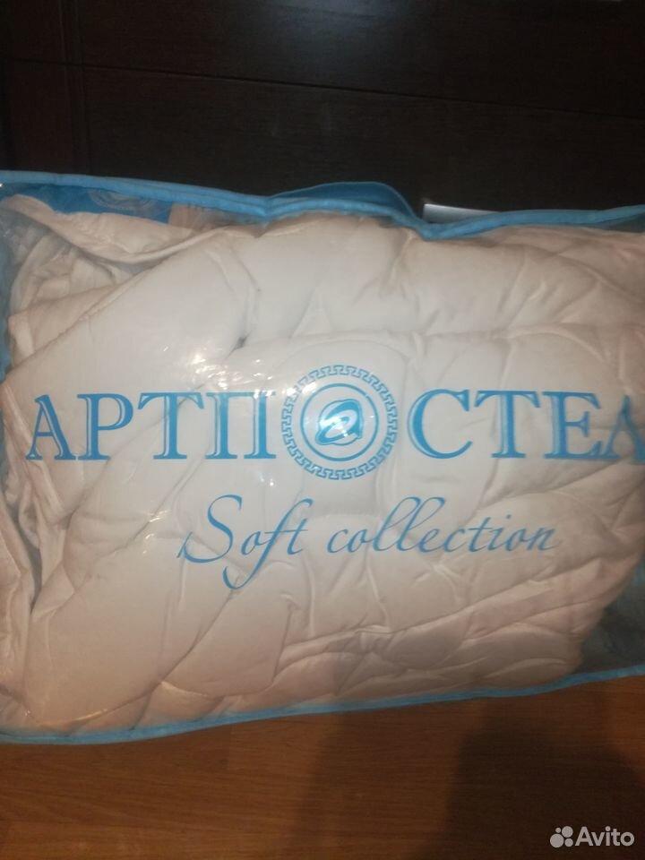 Одеяло из лебяжьего пуха  89277350550 купить 1