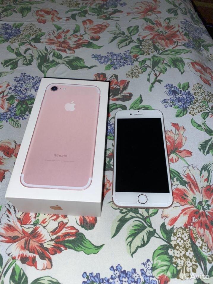 Phone iPhone 7  89618877444 buy 1