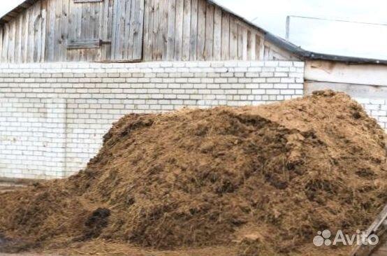 Навоз крупного рогатого скота  89670733333 купить 3