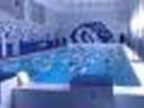 Аква-палка для плавания(нудл)