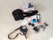 Зеркальный фотоаппарат Canon EOS-600D Kit 18-55 mm