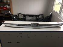 Хром молдинг крышки багажника форд фокус 2