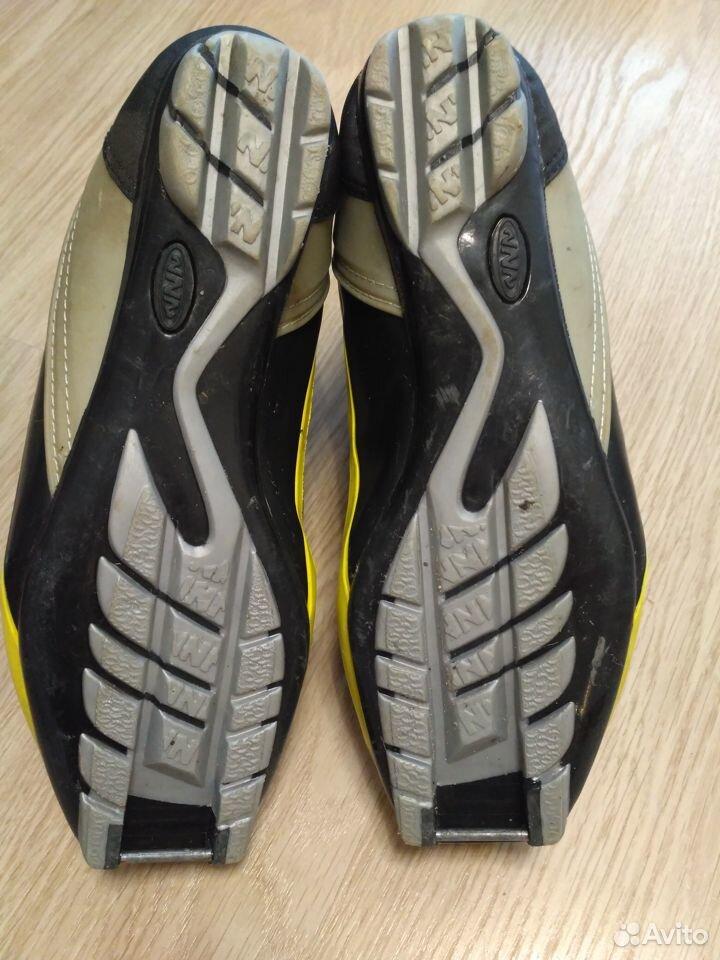 Лыжные ботинки Fischer XC Control  89021999711 купить 2
