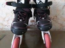 Роликовые коньки Fila