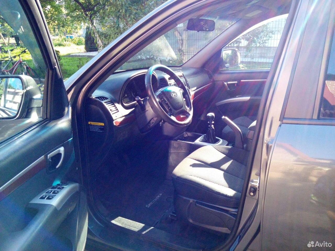 Hyundai Santa Fe, 2008  89097960302 купить 9