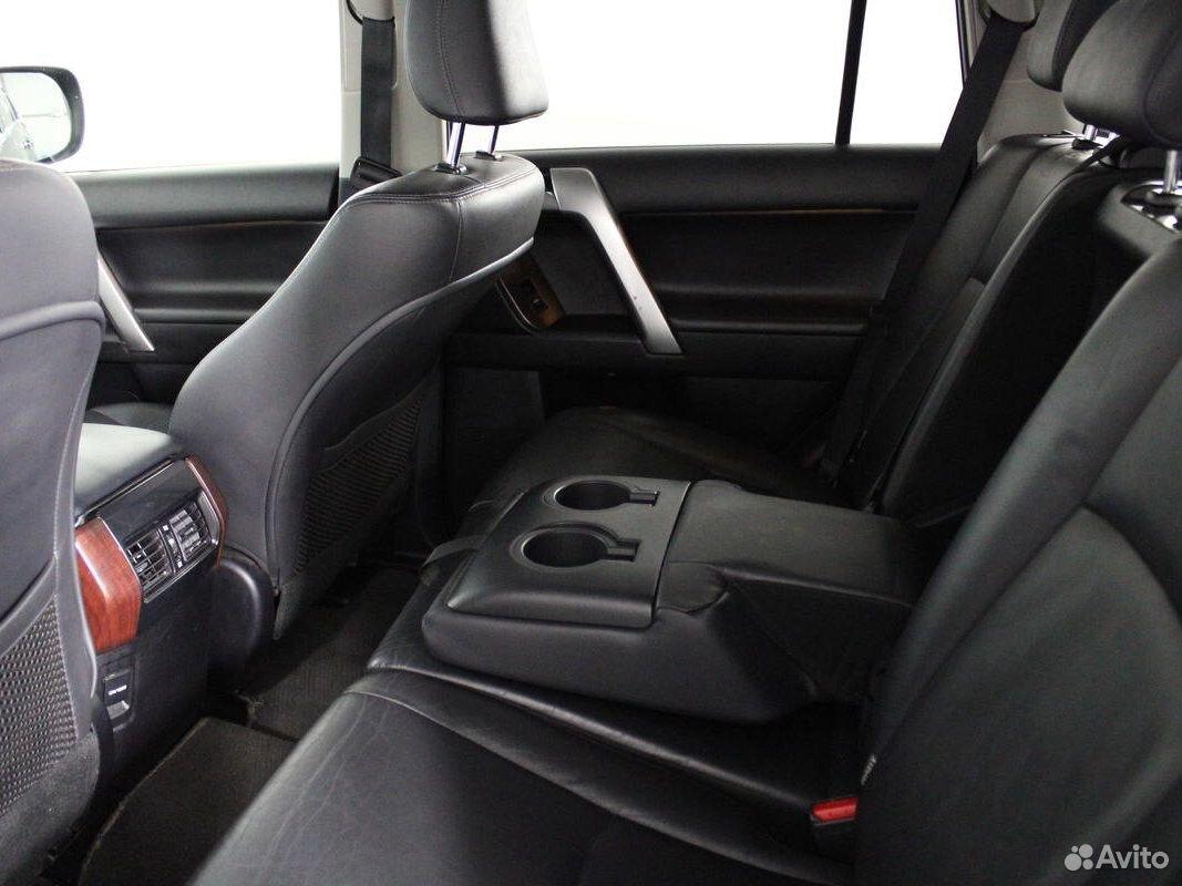Toyota Land Cruiser Prado, 2014  88129217686 купить 9