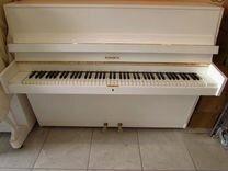 Белое пианино Ronisch
