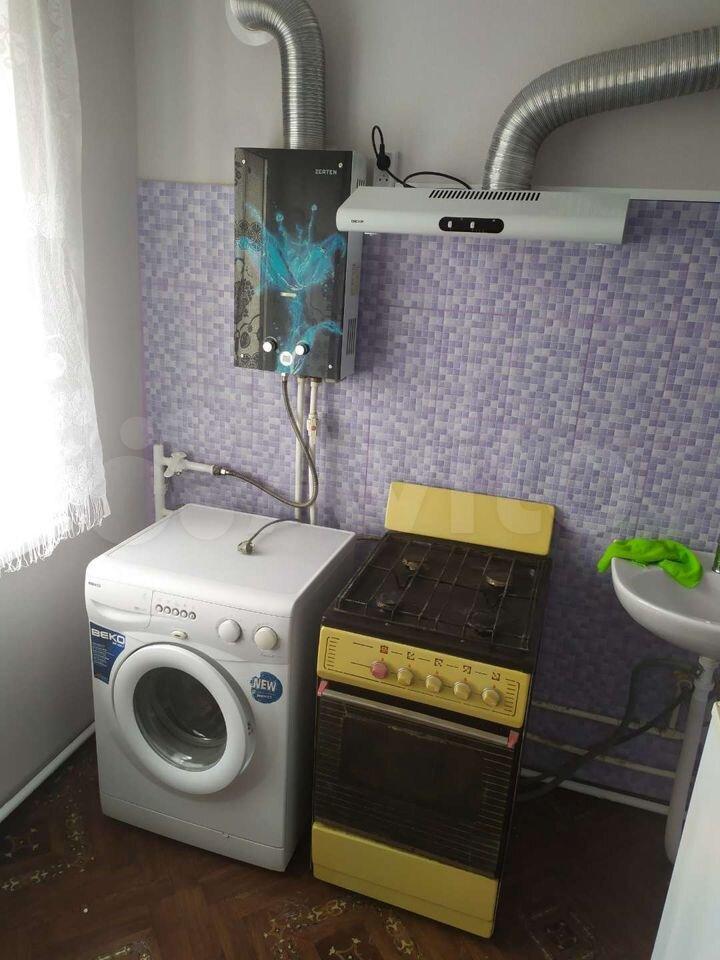 1-к квартира, 38 м², 5/5 эт.  89692931227 купить 3