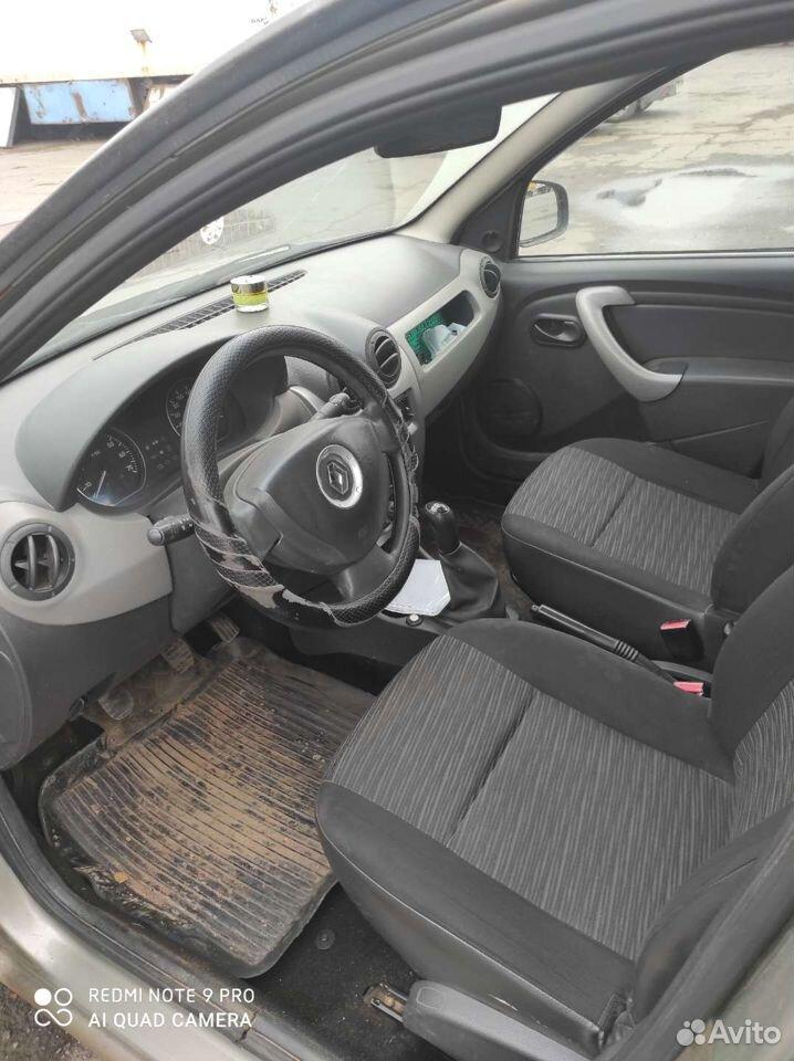 Renault Sandero, 2010  89128768355 купить 5