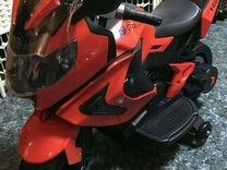 Электромотоцикл, бмв