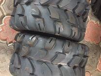 Комплект шин для квадроцикла