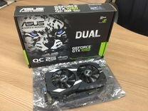 Видеокарта Asus Geforce GTX 1050