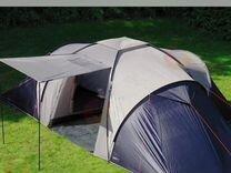 Палатка для туризма- 3 комнаты 6 мест KD 1699-3