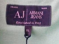 Поло armani — Одежда, обувь, аксессуары в Москве