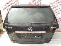 Крышка багажника Мерседес Бенц W164 ML164