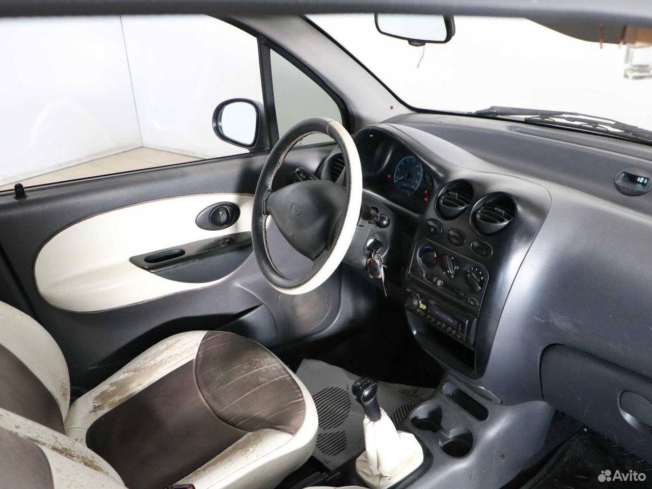 Daewoo Matiz, 2010  84872337205 купить 4