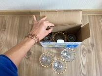 Креманка вазочка конфетница новый набор