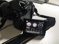 Nikon D5200 + Tamron 17-50