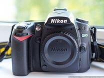 Набор фотографа Nikon D90 и D90 плюс объективы
