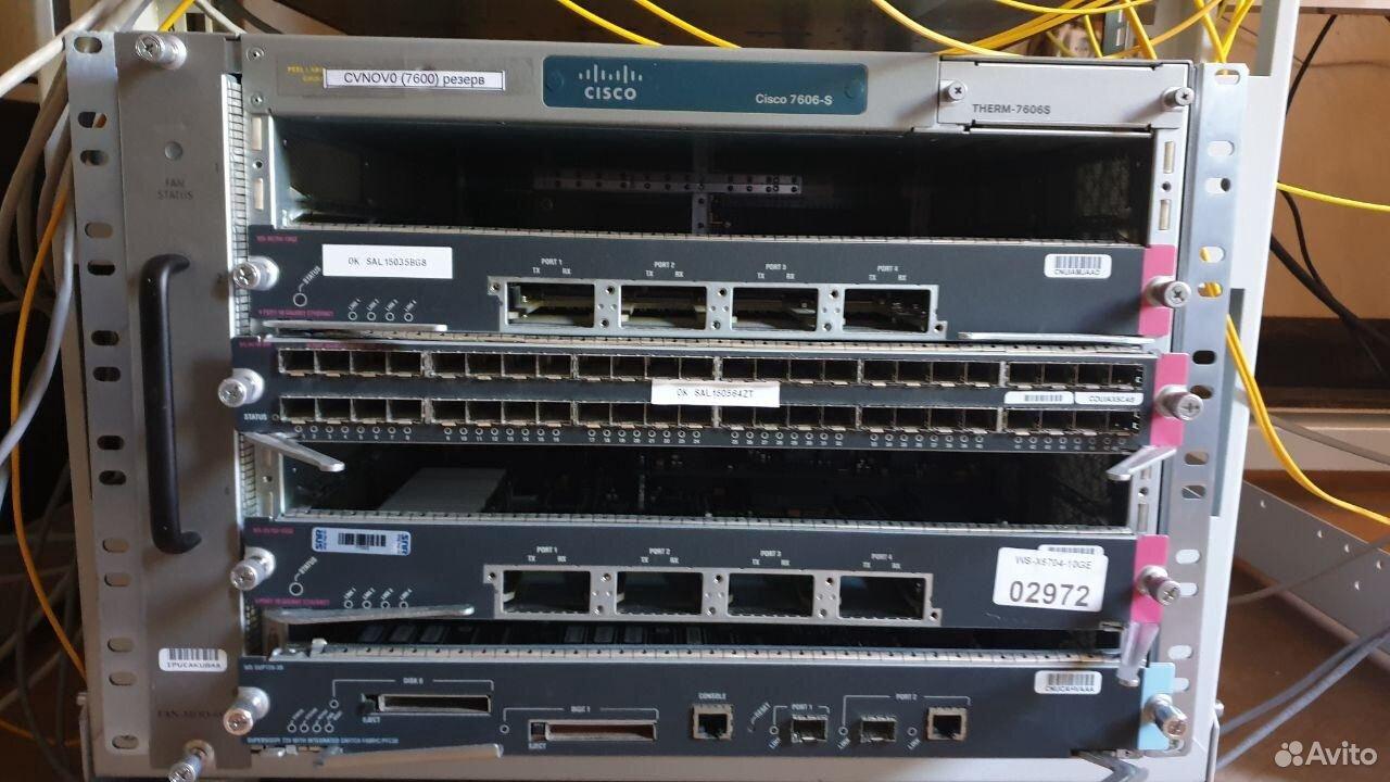 Cisco 7600/06