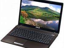 Ноутбук asus A53S Core i7(игровой)