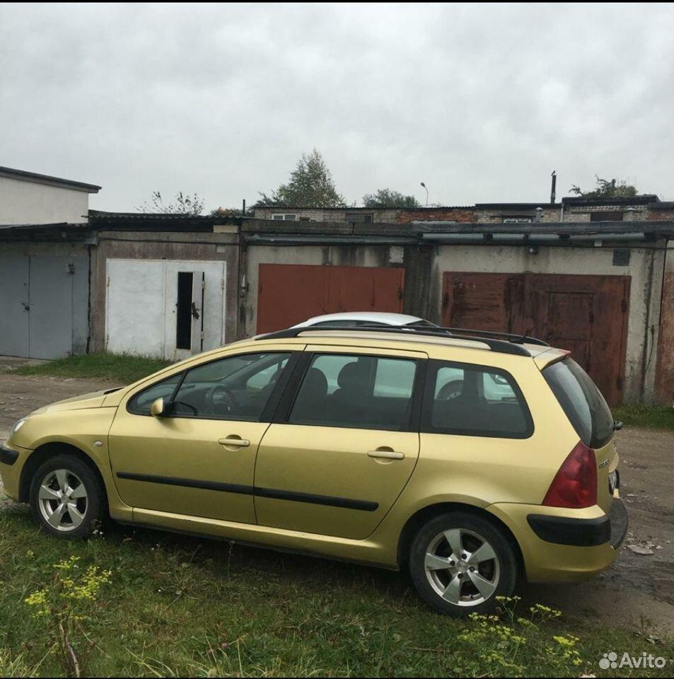 Peugeot 307, 2003  89052478910 купить 1