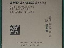 Процессор AMD A6-6420K FM2