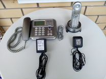 Телефон dect LG GT-7720 silver