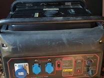 Генератор бензиновый Elitech бэс 12000 Е 12квт