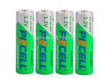 Аккумуляторы 850mAh AAA NI-MH 1.2V