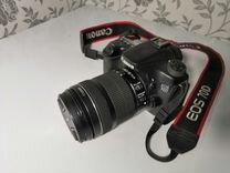 Фотоаппарат Canon 70D + объектив Canon EF-S 18-135