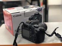 Canon 4000D + 18-55mm / Wi-Fi / 18.7 мп / коробка