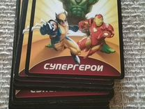 Супергерои Люди Икс. Карточки Бакуган